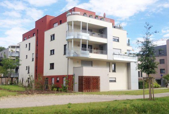 Villa Mathilde - Programme immobilier à Strasbourg Cronenbourg