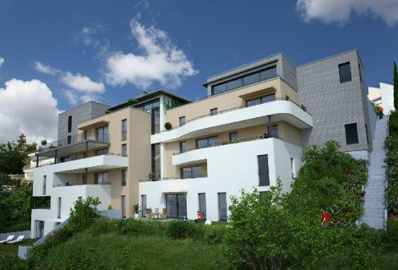 Selena : programme immobilier Obernai