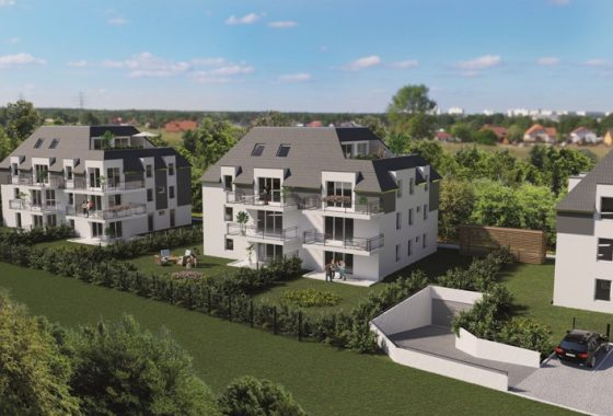Programme immobilier neuf Niederhausbergen
