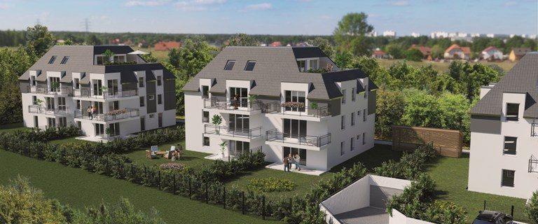 Trio Verde - Programme immobilier neuf Niederhausbergen