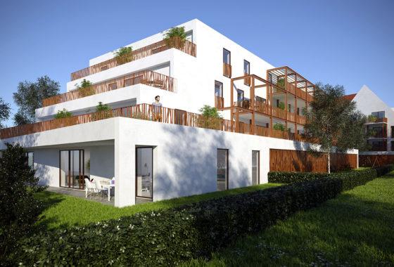 Programme immobilier neuf Anvergur à Haguenau