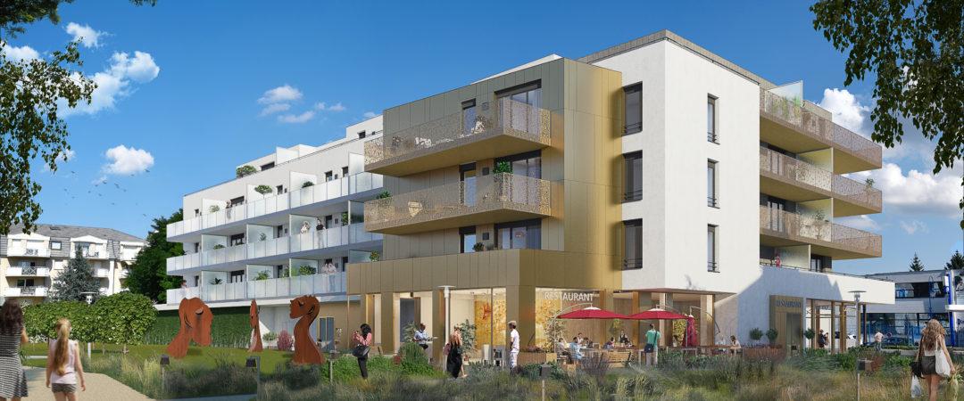 Programme immobilier neuf à Bischheim