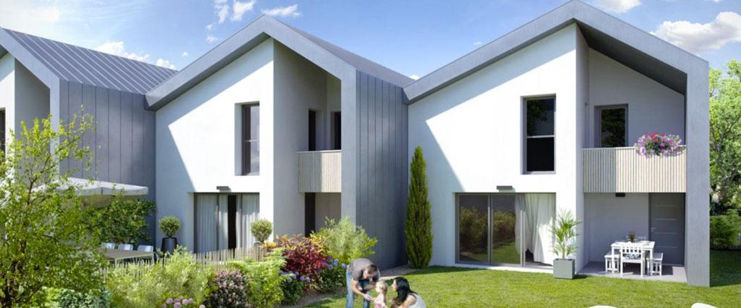 Maison neuve à Mundolsheim