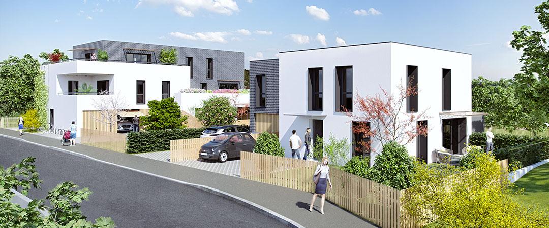 Programme immobilier neuf à Obernai