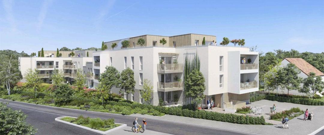 Programme Immobilier Neuf Cour Saint-Louis