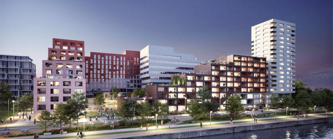 Quai Starlette - Programme immobilier à Strasbourg