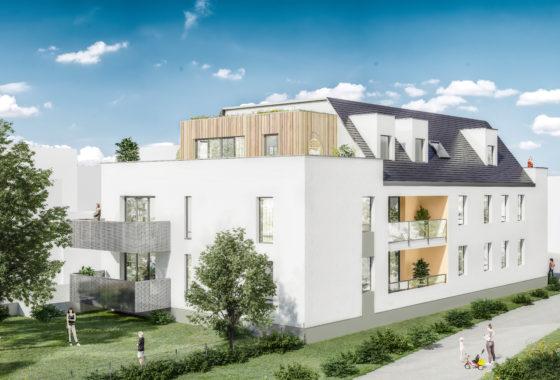 Hortensia - Programme immobilier neuf à Lingolsheim