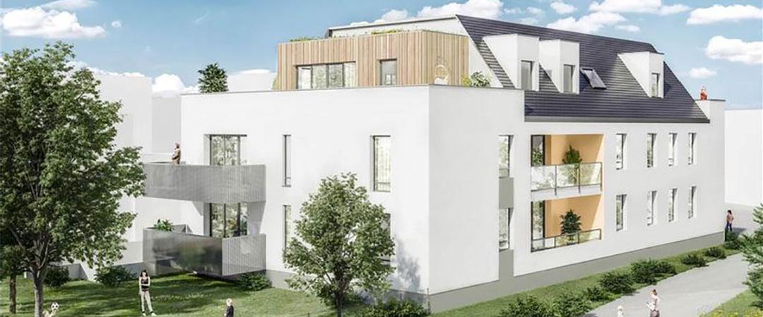 Hortensia : Programme immobilier à Lingolsheim